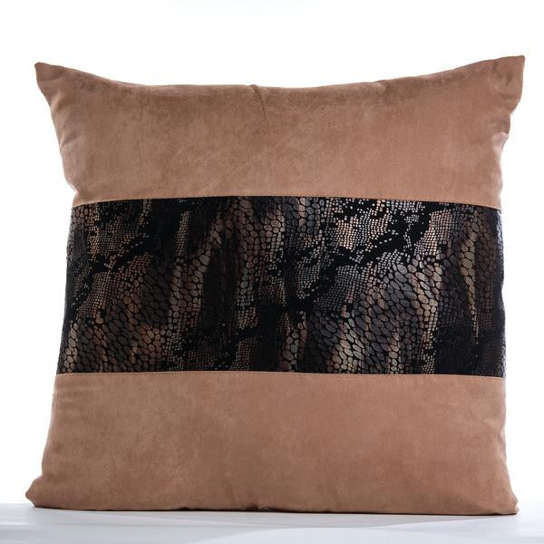"Exotic Pillow - Sand 18"" x 18"" - Casa Febus - Home • Design"