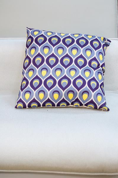 Royal Cushion - Purple - Casa Febus - Home • Design