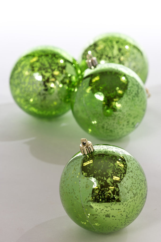 "4"" Ball Set of 4 - Apple Green - Casa Febus - Home • Design"