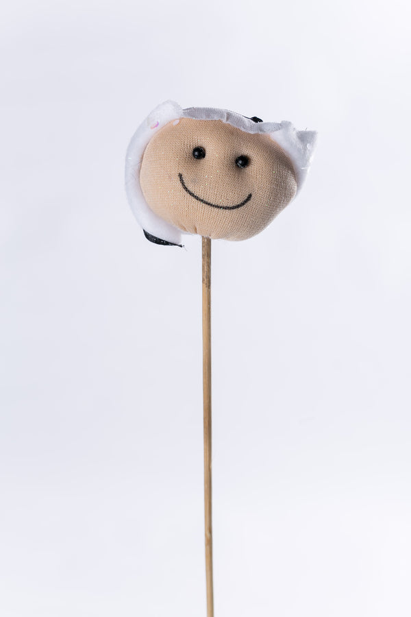 """María"" on wood stick - 2.5"" - Casa Febus - Home • Design"