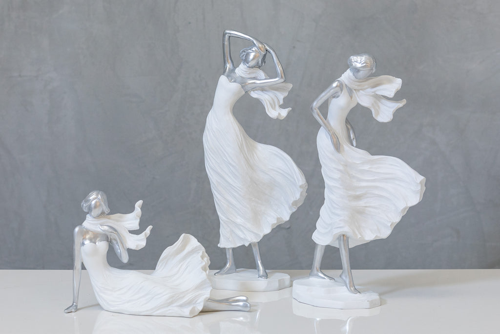 "13"" Nantes Dancing Woman - In the Wind Collection"