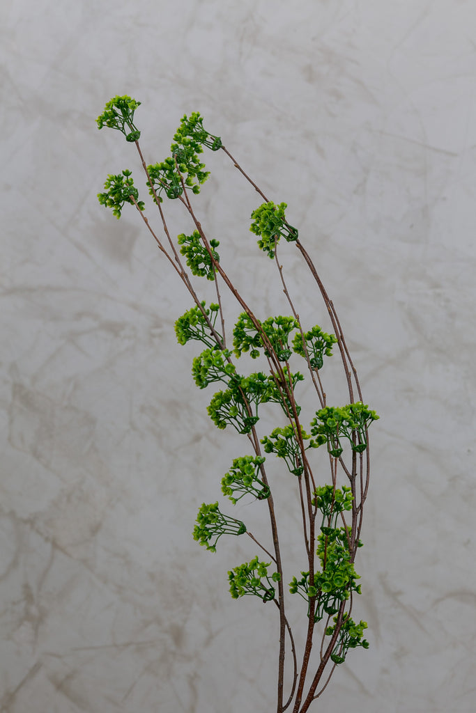 "32"" Natural Branch with Leaves - Green - Casa Febus - Home • Design"