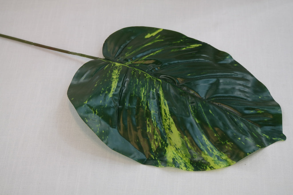 "Coco's Plantation 30"" Large Pothos Leaves - Casa Febus - Home • Design"