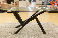 Nadya Oval Wooden Table 59