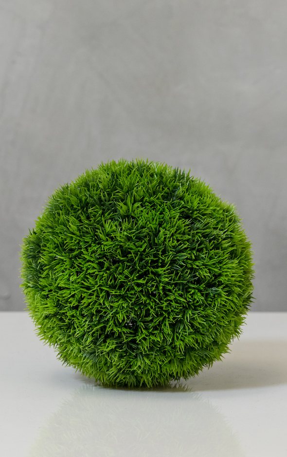 "9"" Diameter Cocktail Ball - Teagrass Collection"