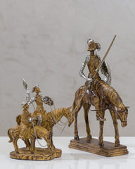 "11"" Don Quijote on Horse - Casa Febus - Home • Design"