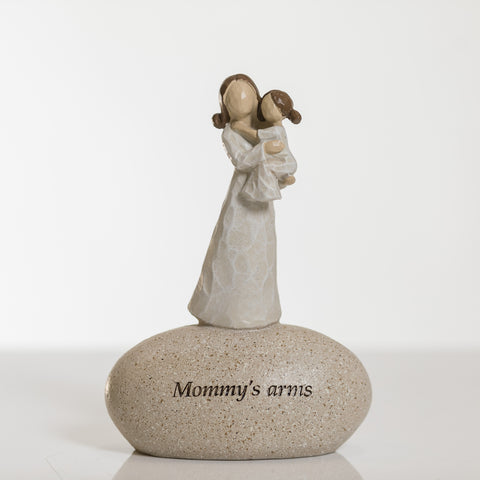 "7"" Mommy's Arms - Pebble Collection"