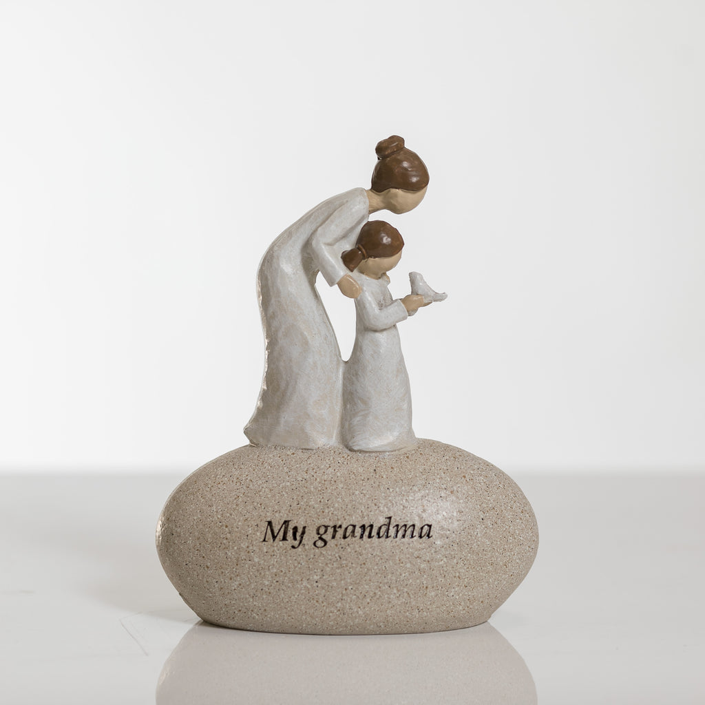 "7"" Grandma & Me - Pebble Collection"