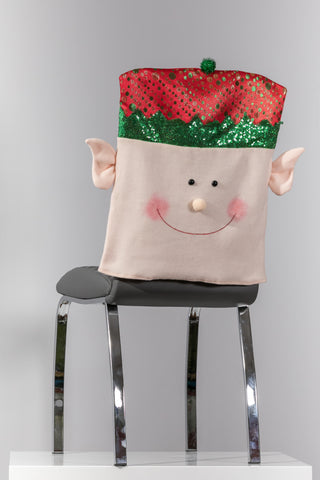 "22"" x 18"" Elf Chair Cover - Happy Collection"