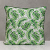 "18""x18"" Naturale  Pillow - Palm Leaves"