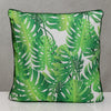 "18""x18"" Naturale Pillow - Split Leaves"