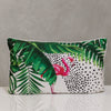 "12""x20"" Naturale Pillow - Flamingo"