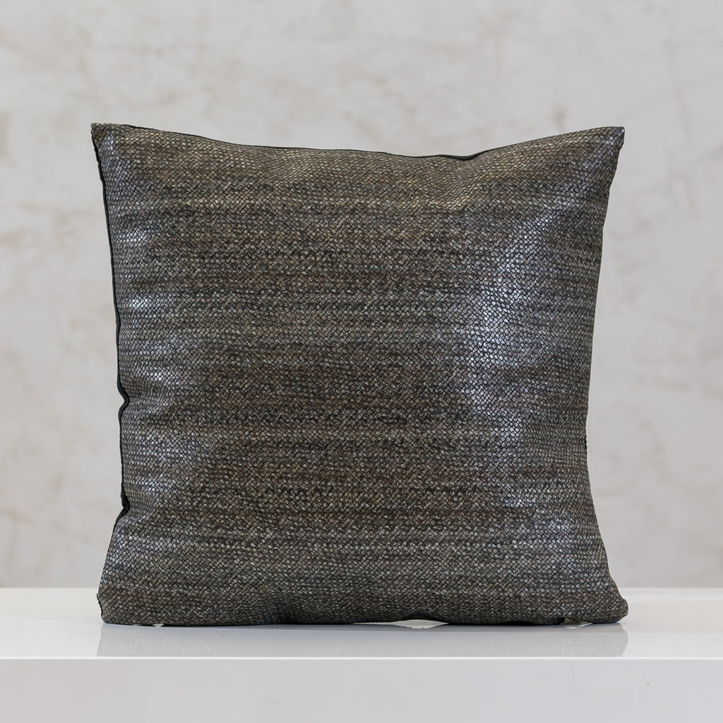 "16.5"" x 16.5"" Urbane Solid Pillow - Gray"