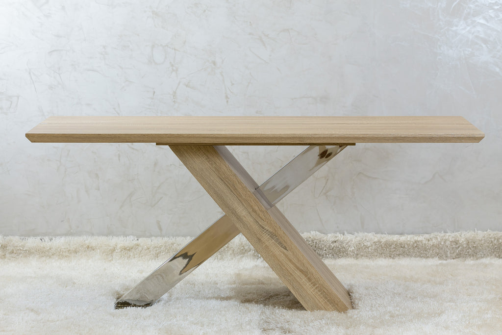 "71"" Brooklyn Dinning Table Natural - Casa Febus - Home • Design"