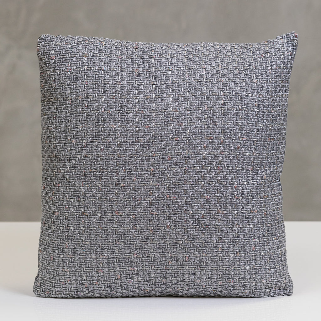 "17"" x 17"" Smooth Pillow - Gray"