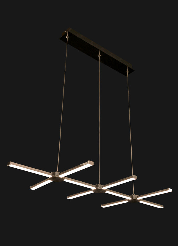 "35"" Lines LED Lamp - Lumiere Collection"