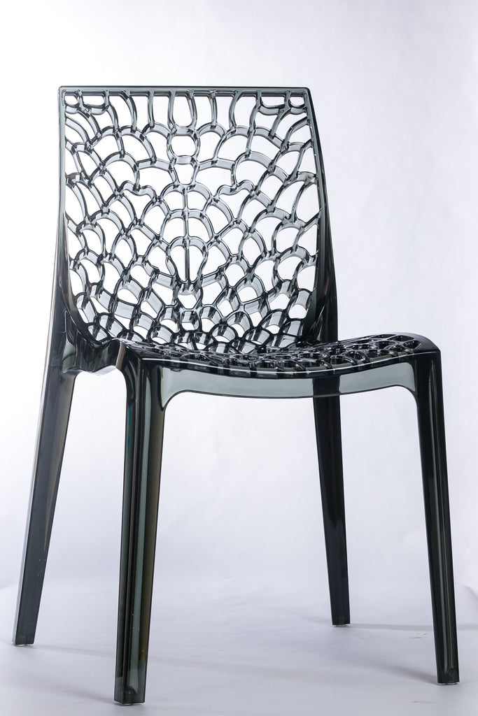 "Exuberance Chair - Humo 22"" x 17""x 31.5"" - Casa Febus - Home • Design"