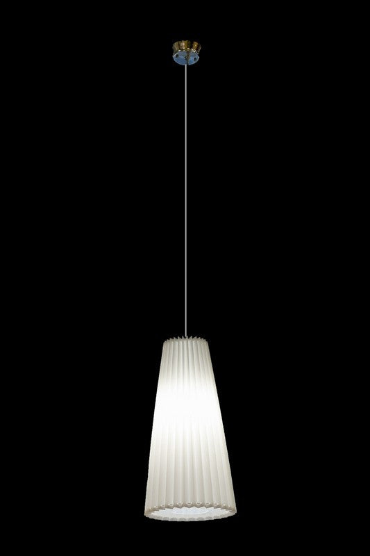 "Crepe Ceiling Lamp 19""H - Casa Febus - Home • Design"