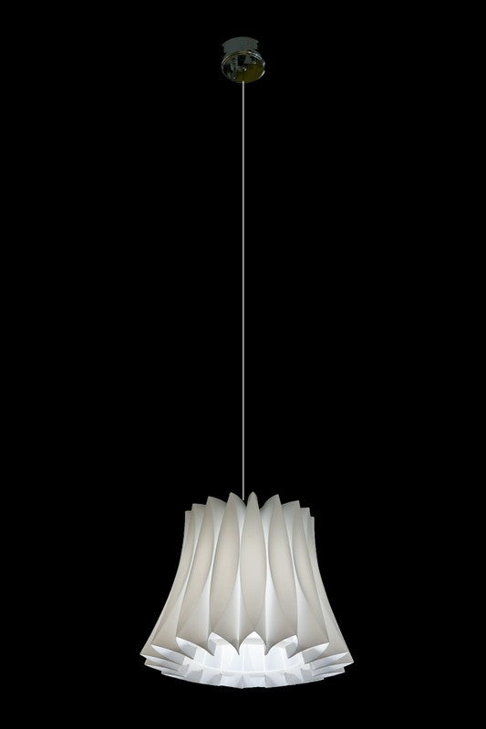"Lirio Ceiling Lamp 12""D - Casa Febus - Home • Design"