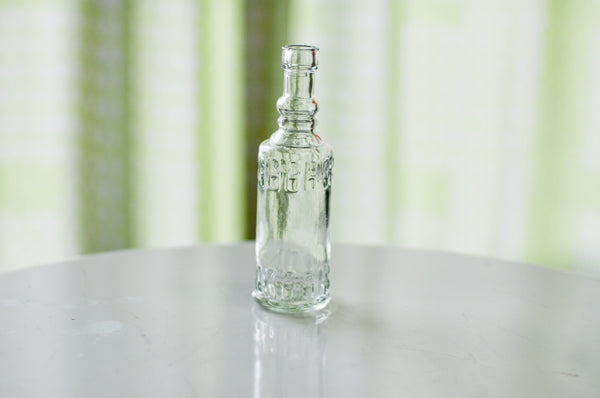 Fiesta Coquito Bottle-Clear - Casa Febus - Home • Design