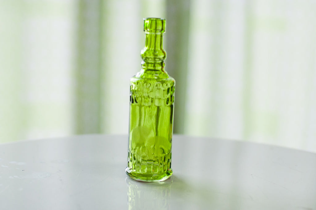 Fiesta Coquito Bottle-Green - Casa Febus - Home • Design