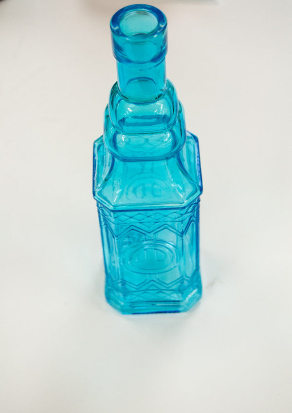 Fiesta Elegant Bottle-Blue - Casa Febus - Home • Design