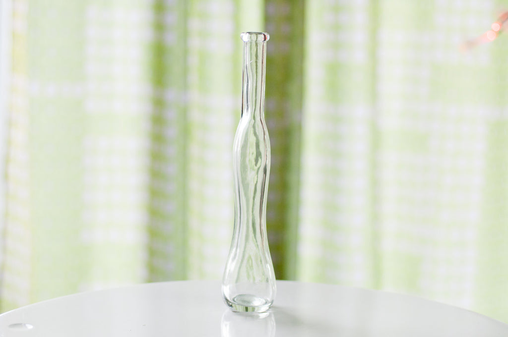 Fiesta Flute Bottle-Clear - Casa Febus - Home • Design