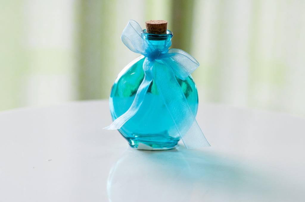 Fiesta Chubby Bottle-Blue - Casa Febus - Home • Design