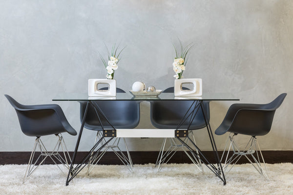 "63"" Moderne Dining Table - Gigi Collection"
