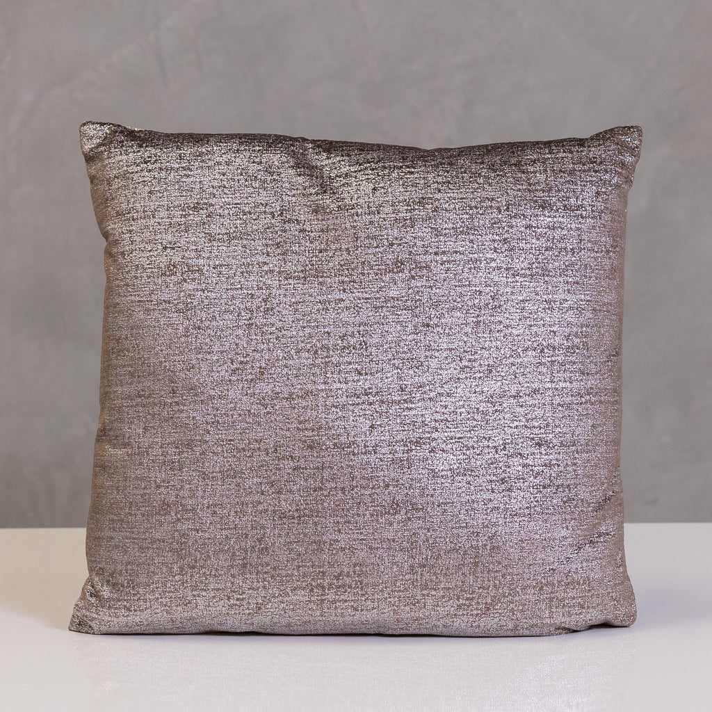 "18"" x 18"" Velvety Pillow - Brown"