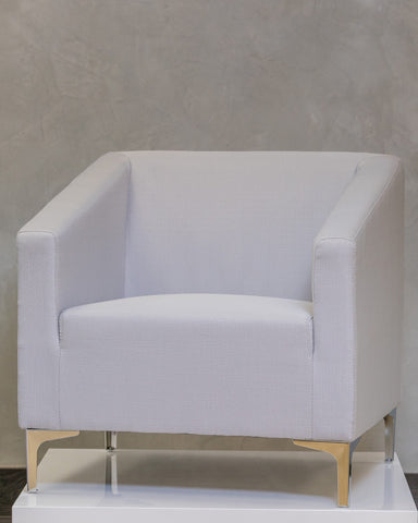 Caitlyn Armchair - Cloud Gray
