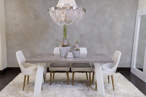 "70"" Laila Dining Table - Casa Febus - Home • Design"