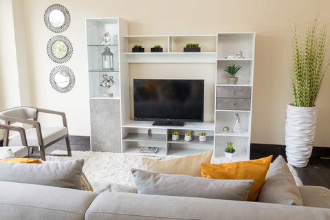 "83"" Laila Wall Unit - Casa Febus - Home • Design"