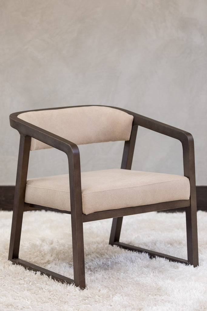 "28"" Lulu Arm Chair -  Cream"