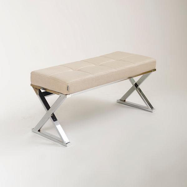 "39"" Reflections Bench- Sand"