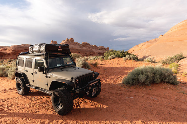 Our Journey to Overland Expo 2019