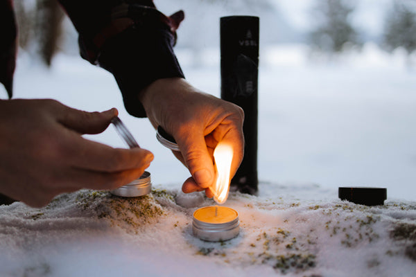 Turn a Candle into a Must-Have Outdoor Tool