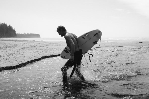 Surf Legend Raph Bruhwiler Reviews VSSL First Aid