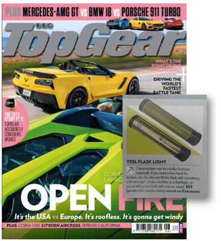 Top Gear Magazine VSSL