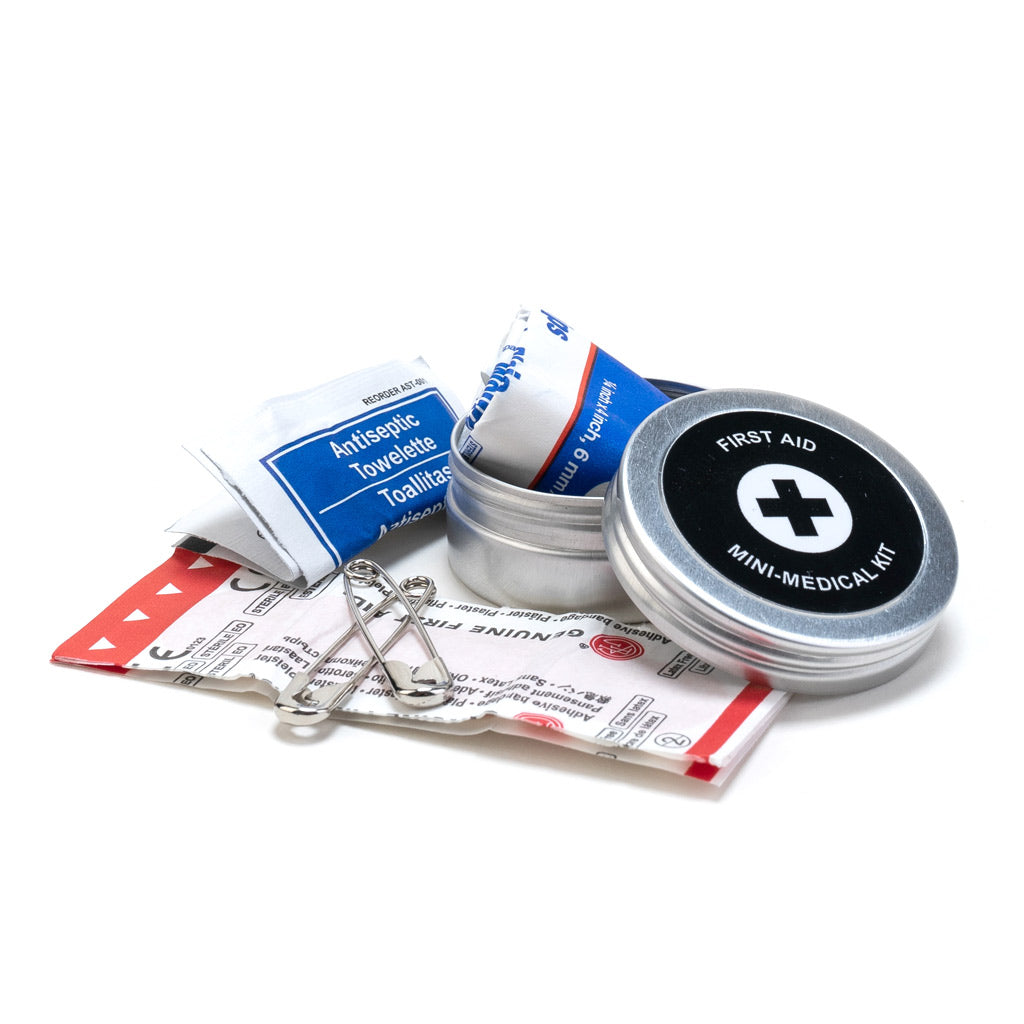 Mini First Aid - Small Tin