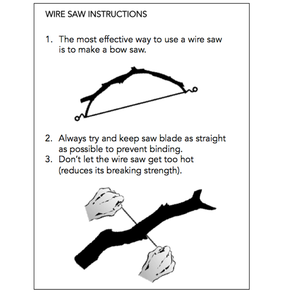 ... Wire Saw - VSSL Direct ...