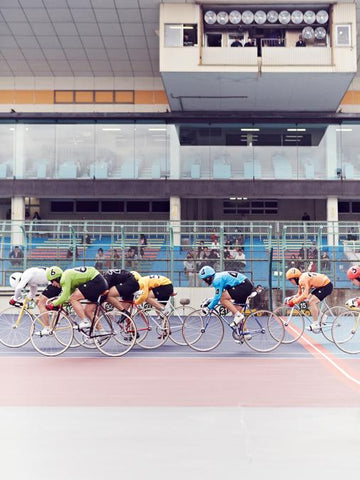 Japanese Keirin: Sport and Culture Beyond the Velodrome