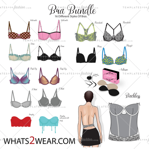 Ladies Bra Bundle