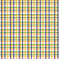 Plaid Checkered Seamless Repeating Pattern