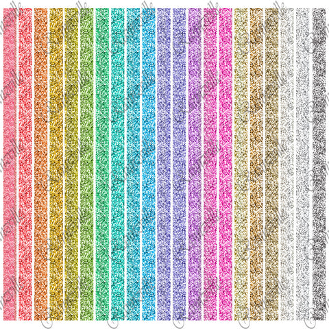 Glitter Repeating Texture Pattern Swatch