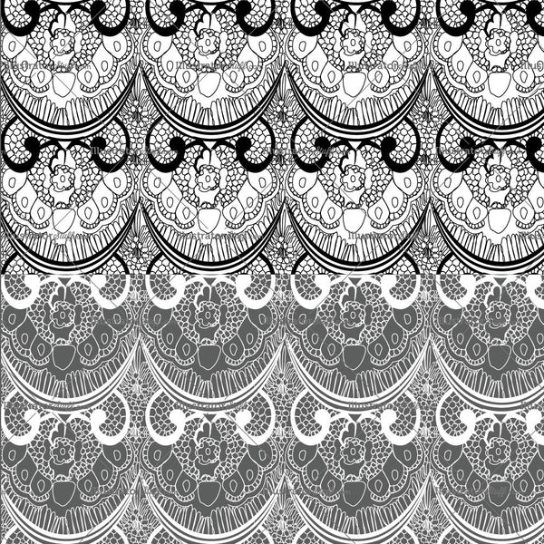 Lace Fabric - Swatch