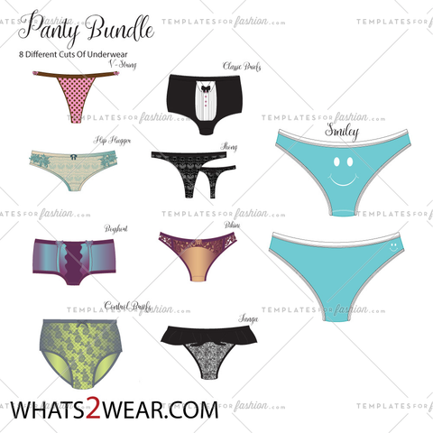 Ladies Panty Bundle