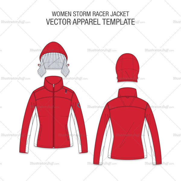 Women Storm Racer Jacket