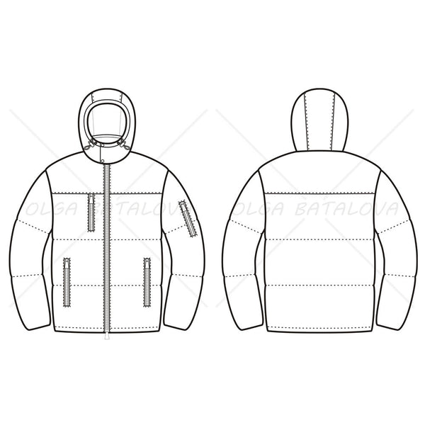 Men S Quilted Down Jacket Fashion Flat Template together with Fnaf Foxy Plush Pattern 570328091 together with Birnen Topflappen in addition Womens 2 Buttons Fashion Suit Jacket Fashion Flat Template moreover Plain Weave. on patterns sewing