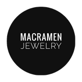 Macramen Jewelry on Etsy